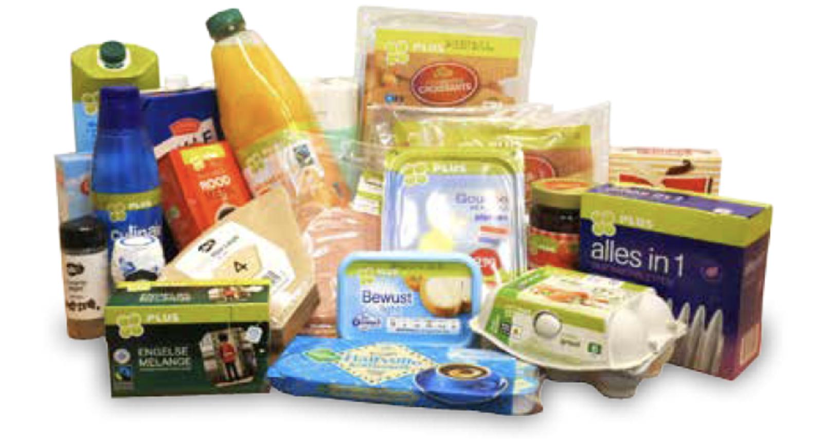 Groceries package 1