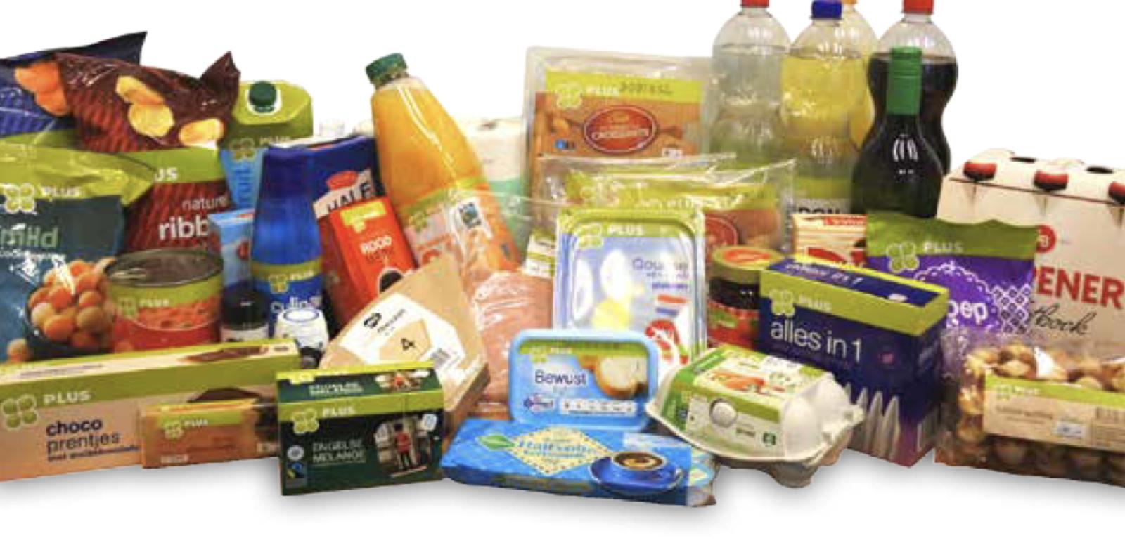 Groceries package 2