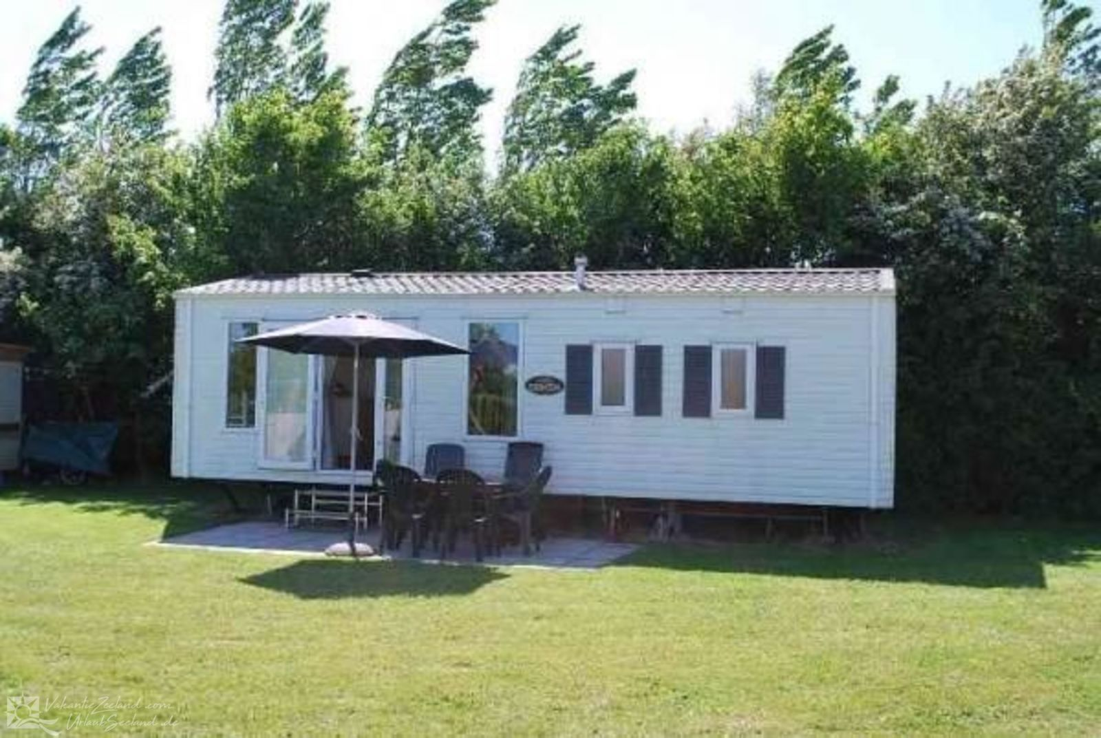 VZ055 Mobile home Oostkapelle