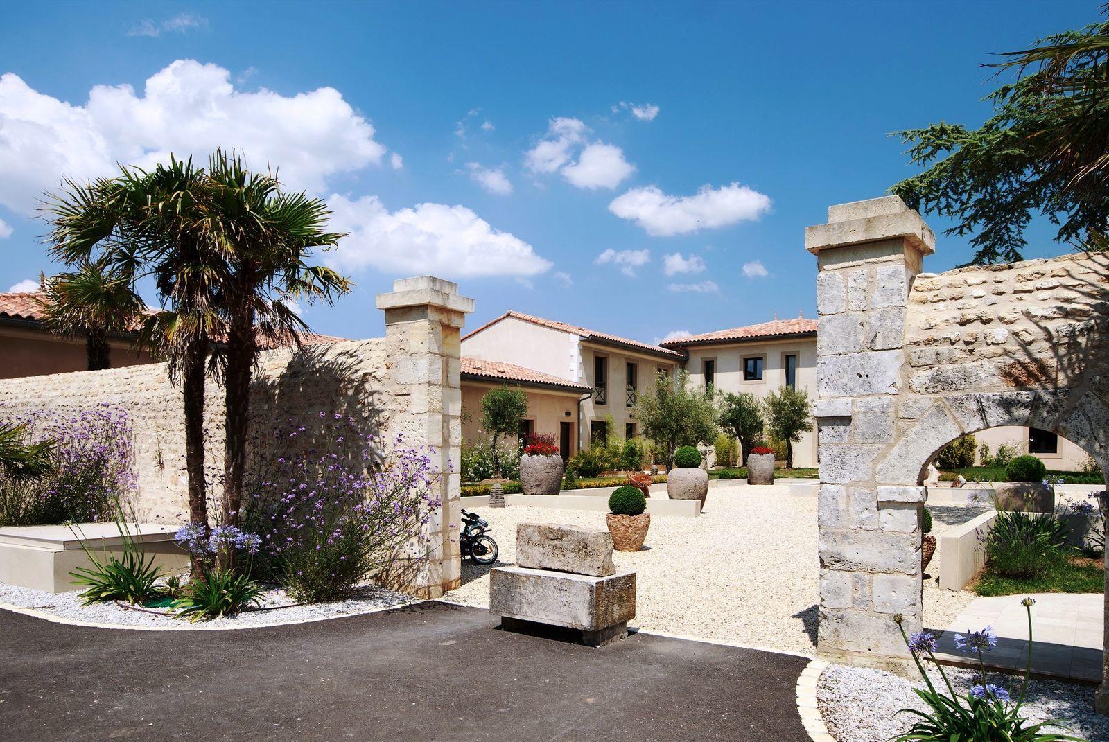 Domaine les Marées - 1. le Puits aux Souhaits - luxe vakantiehuis Frankrijk
