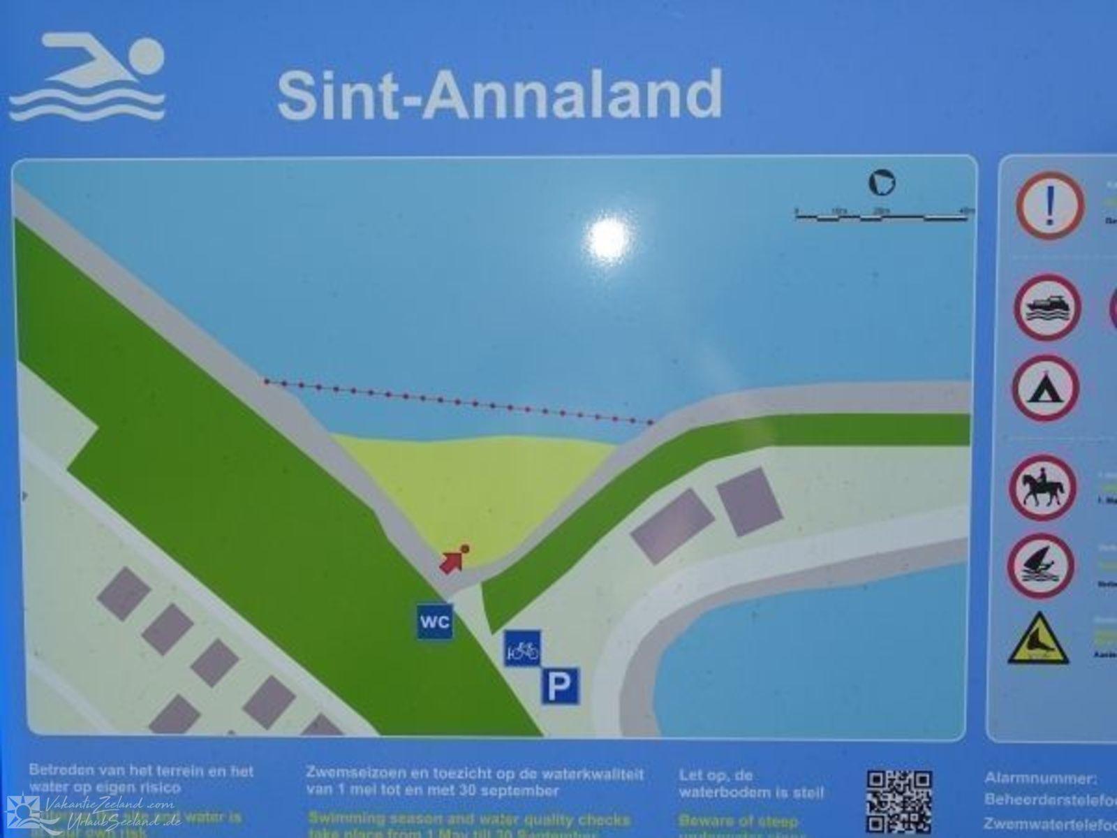 VZ476 Holiday chalet Sint-Annaland