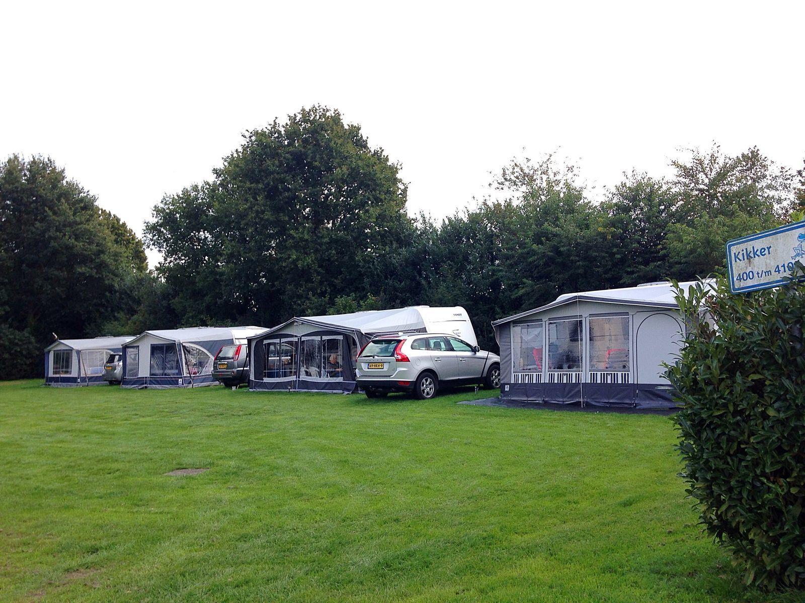 "Camping-Stellplatz ""Komfort"""