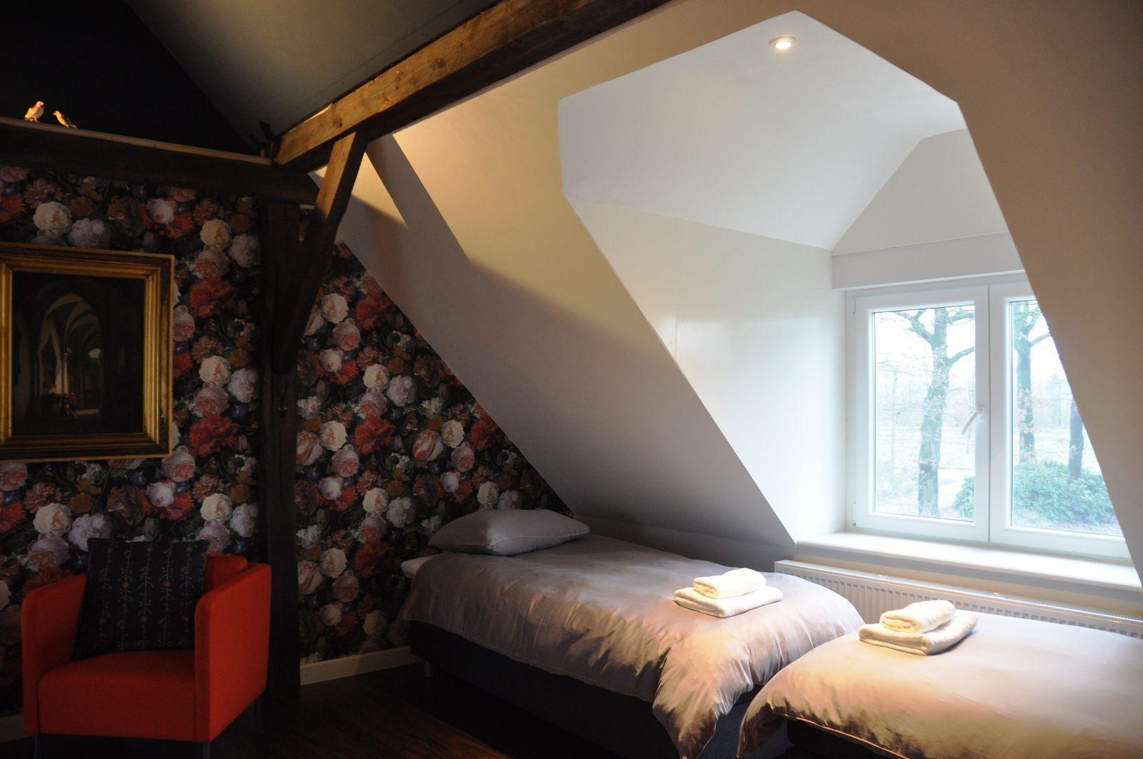 Landhuis Wielen 1 - luxe vakantiehuis met sauna en jacuzzi