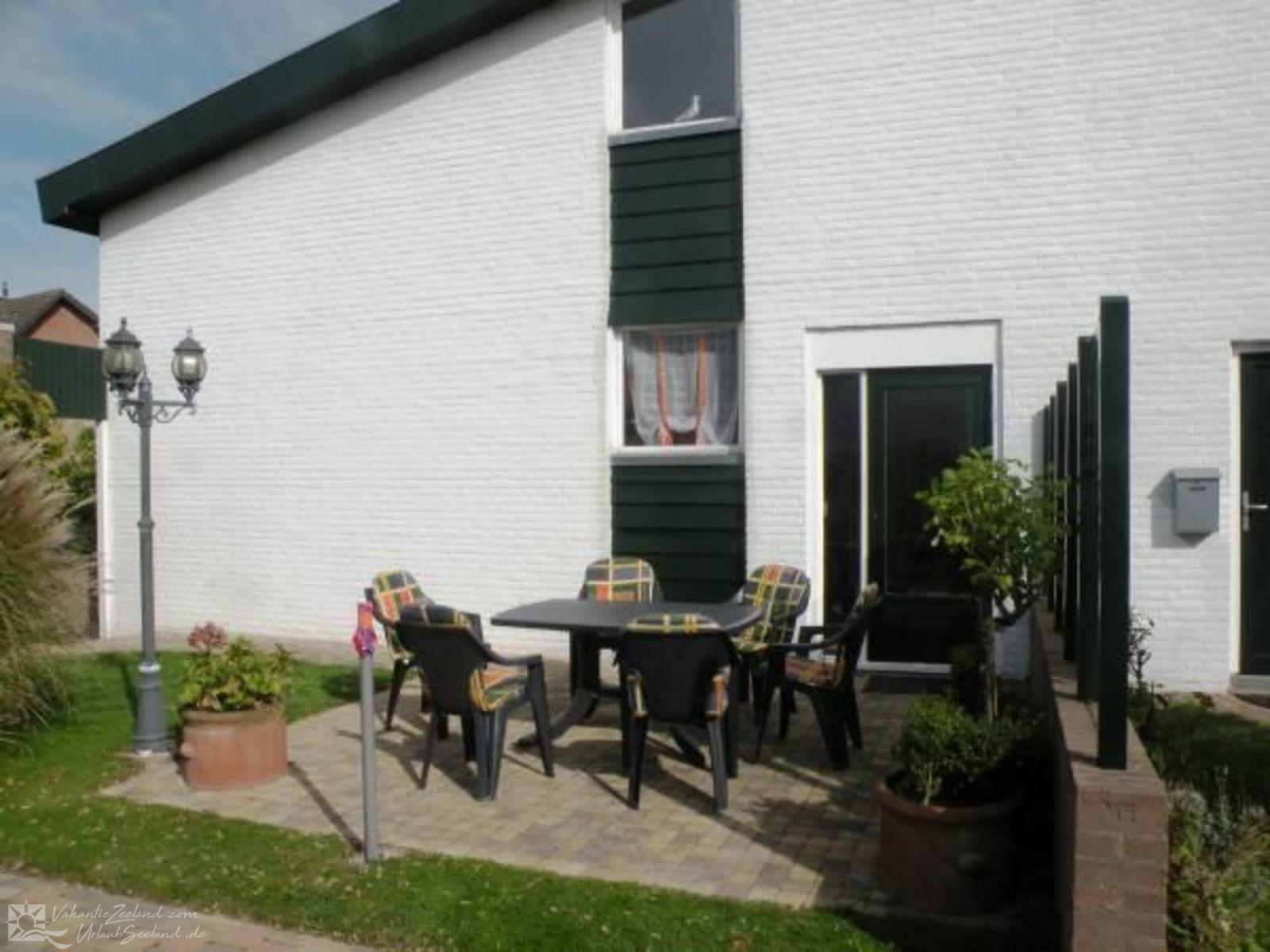 VZ333 Vakantiehuis Cadzand