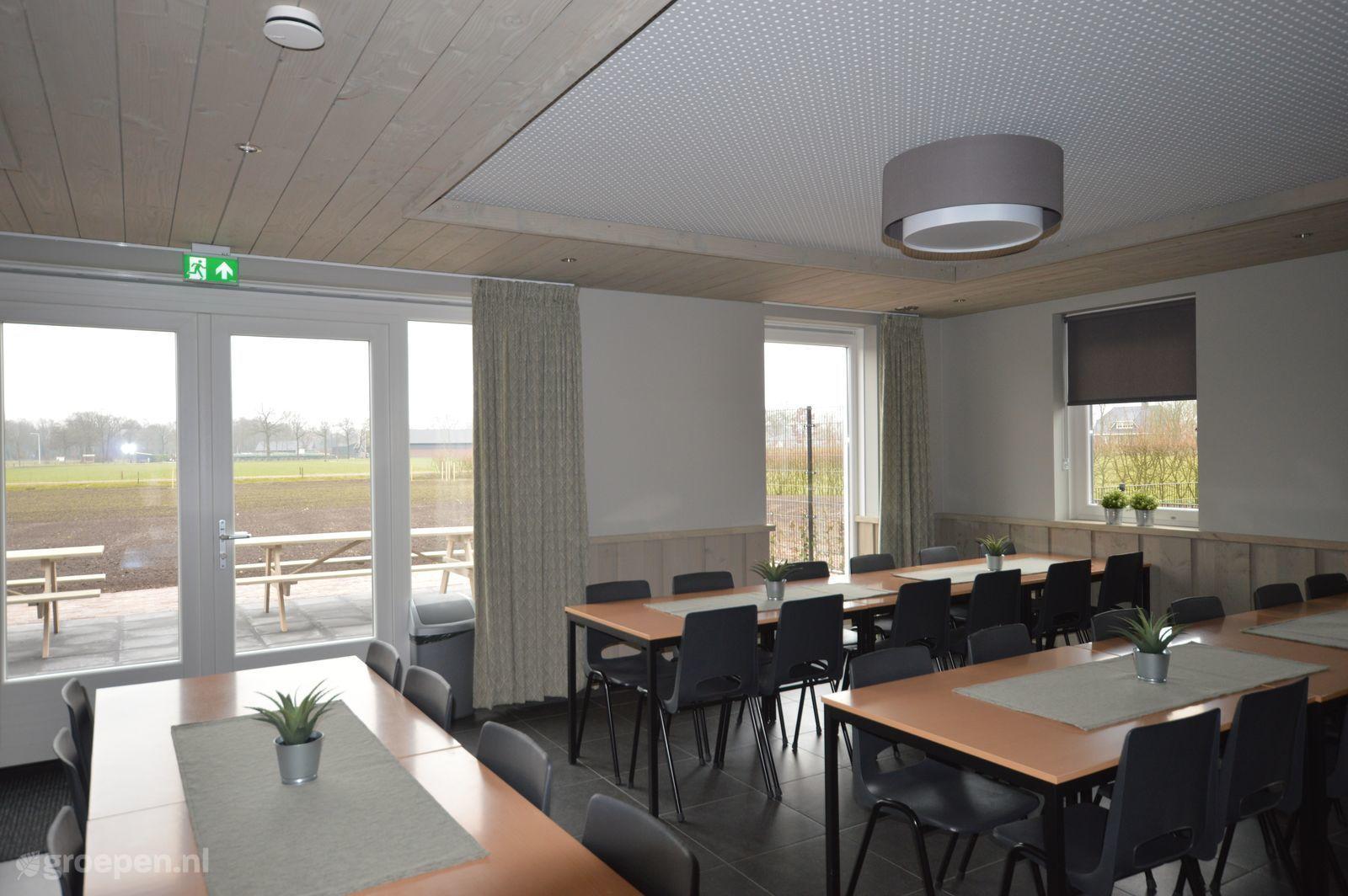 Group accommodation Wekerom