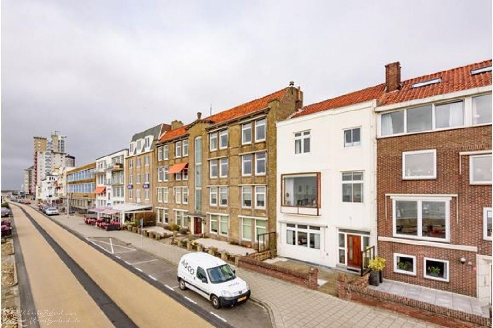 VZ598 Einraumwohnung in Vlissingen