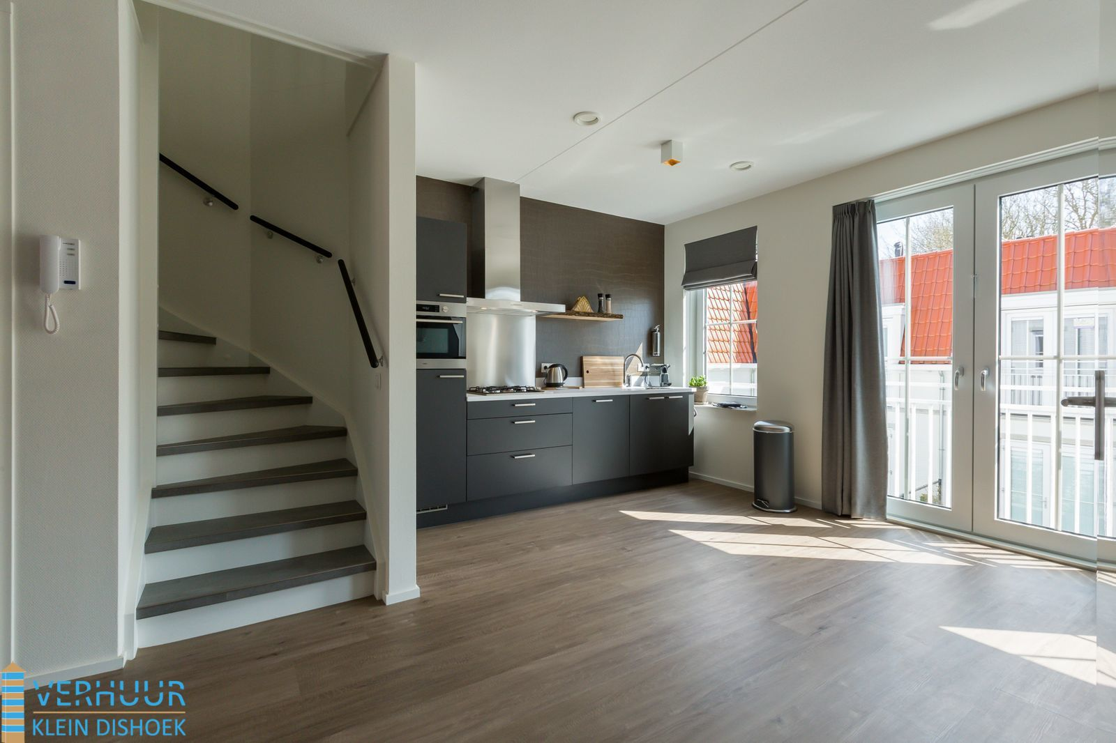 Appartement - Kaapduinseweg 13 | Dishoek 13F Luxe 6 personen