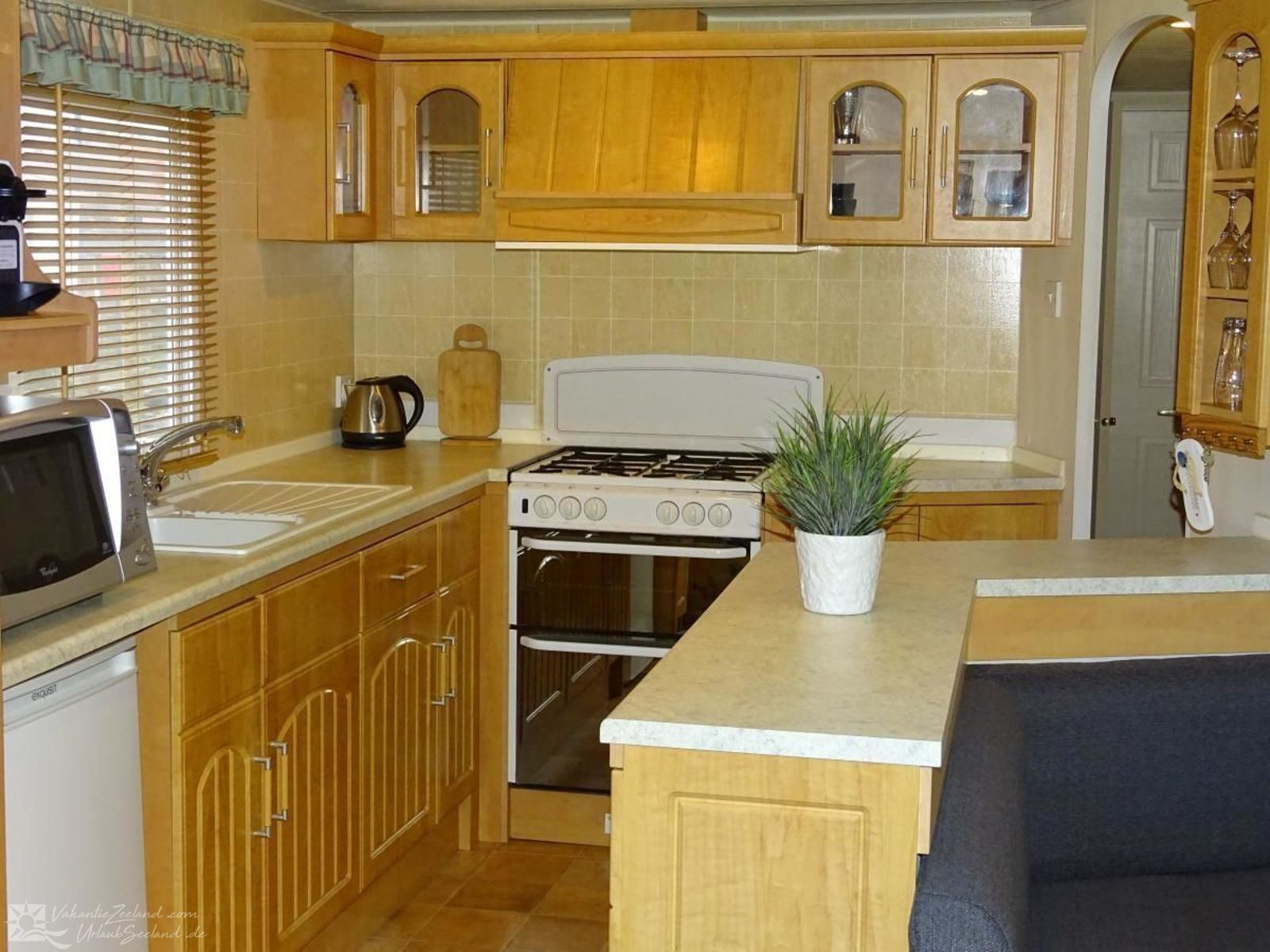 VZ618 - Mobile home 4 people Burgh-Haamstede