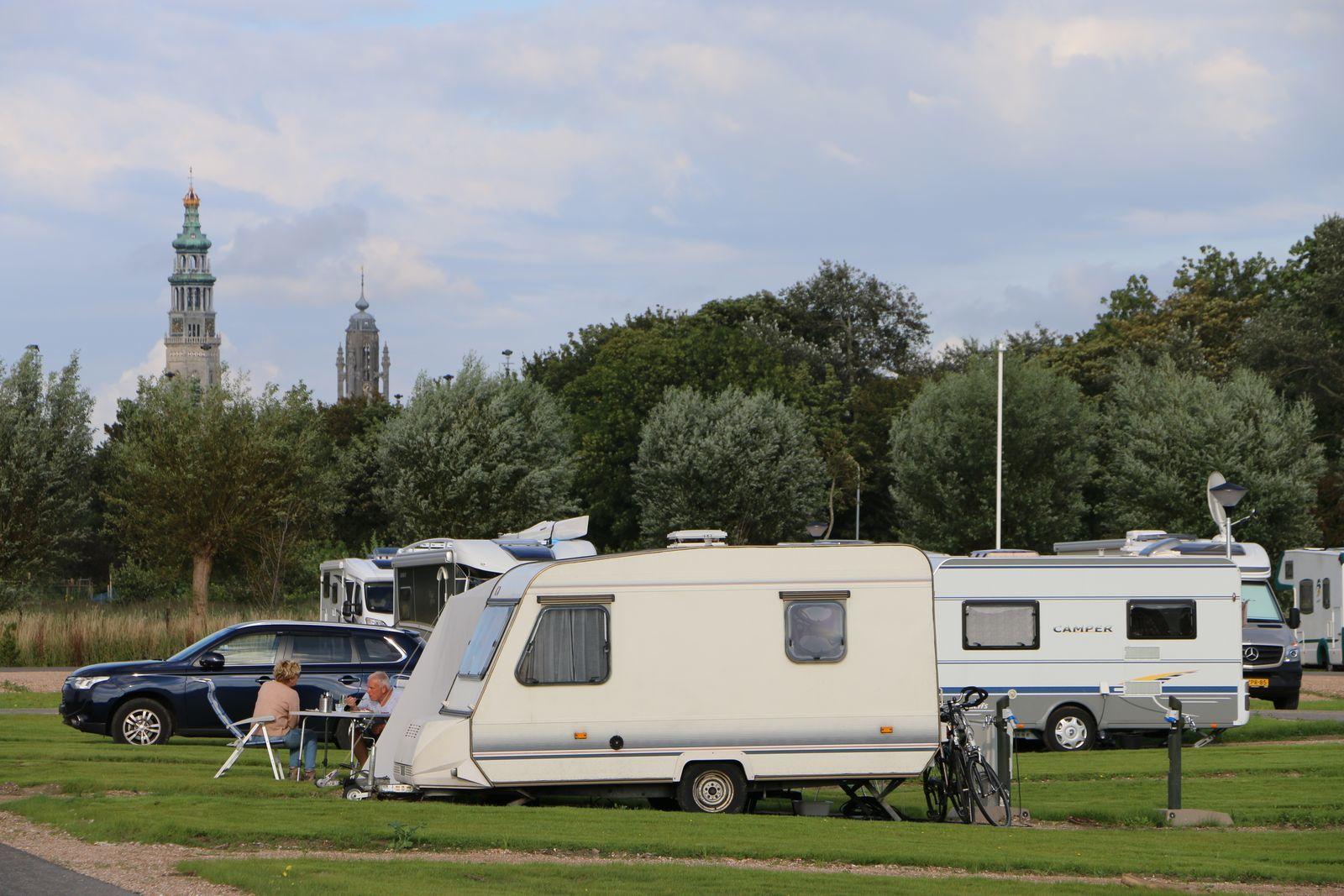 Camperplaats Standaard