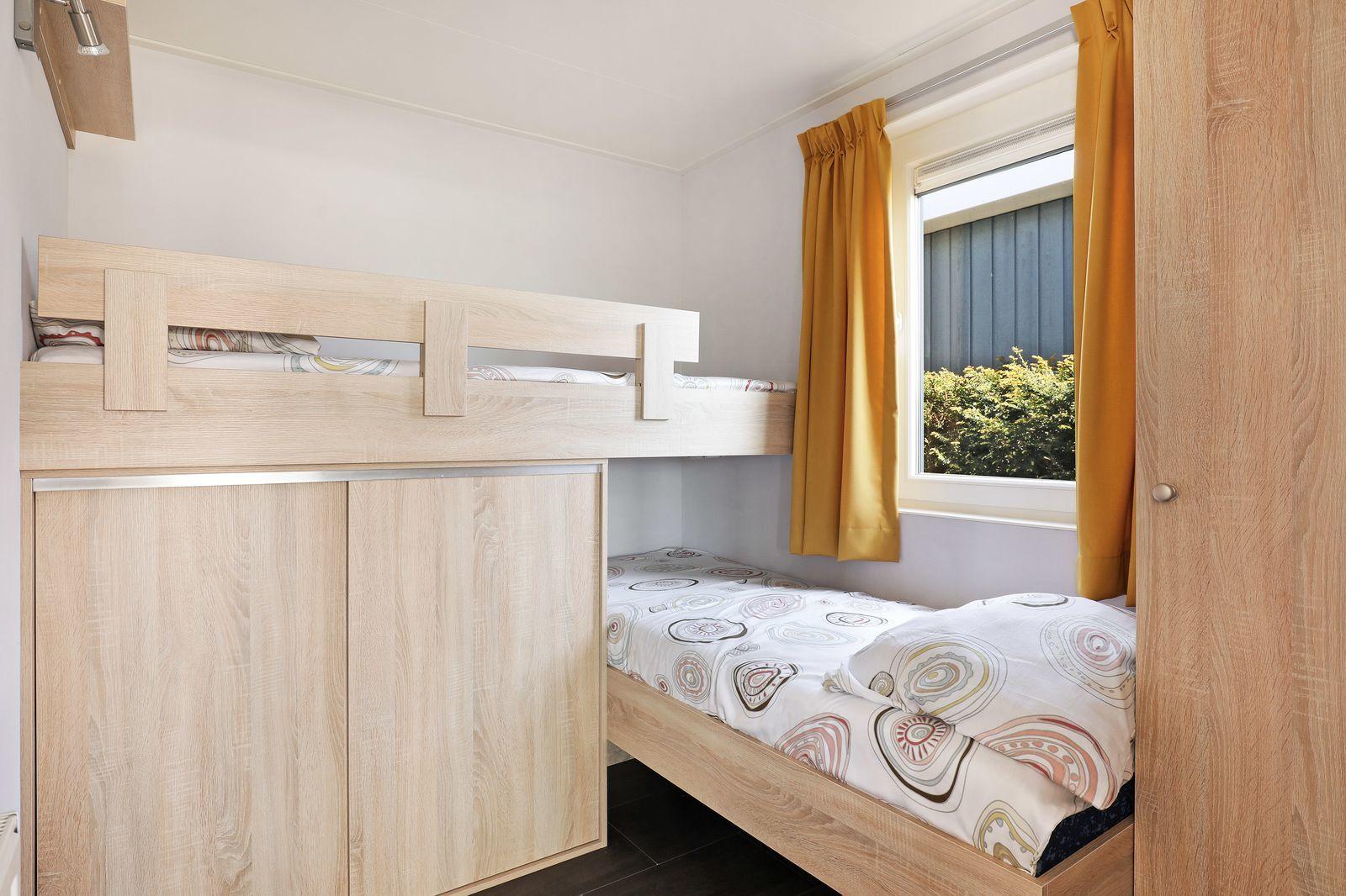 Duinvilla: 6-persoons, 3 slaapkamers