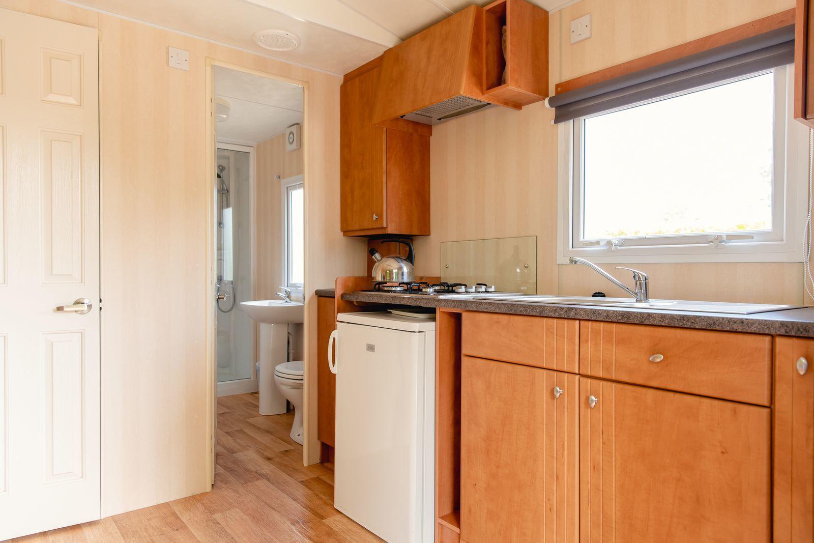Wanderhütte mit 1 Schlafzimmer, bis zu 2 Personen
