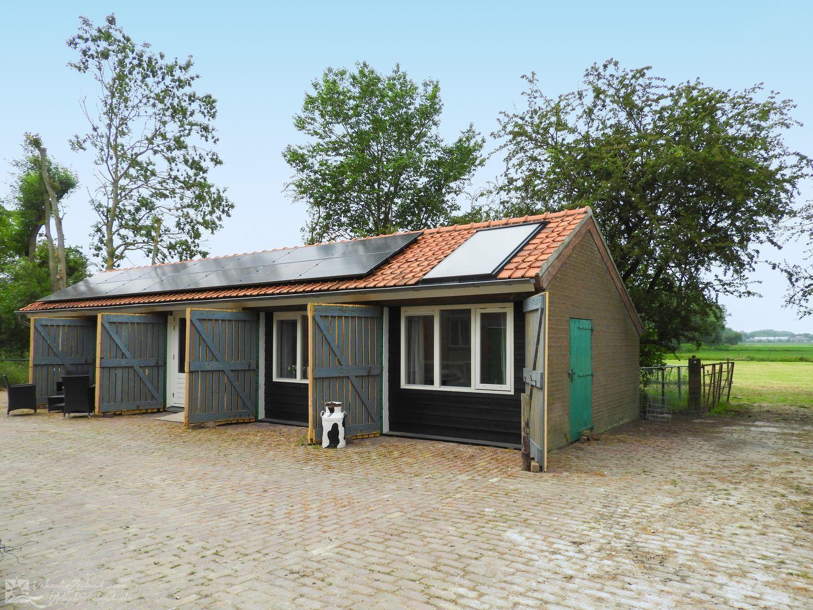 Vakantiehuis  met wifi  GrijpskerkeGerenoveerd 6-persoons vakantiehuis in Grijpskerke, landelijk en centraal gelegen