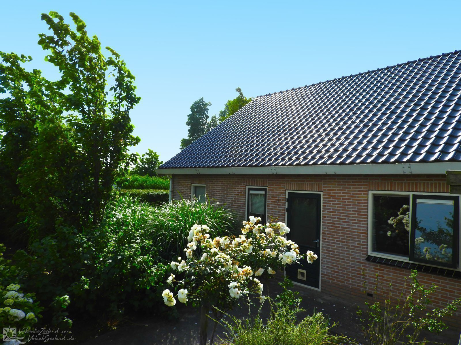 VZ349 Vakantiewoning Colijnsplaat