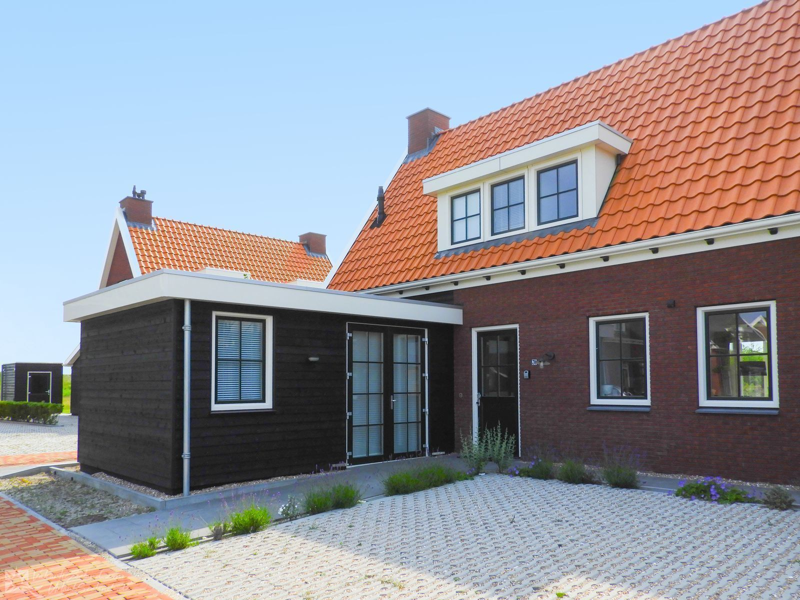 VZ630 Ferienvilla Colijnsplaat