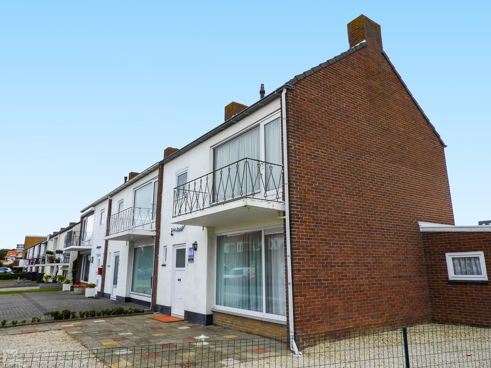 VZ628 Holiday Home Cadzand