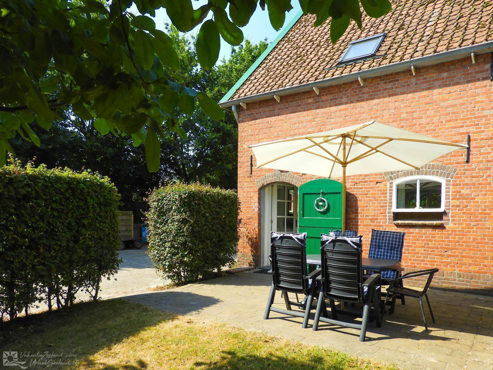 VZ135 Holiday home Grijpkerke