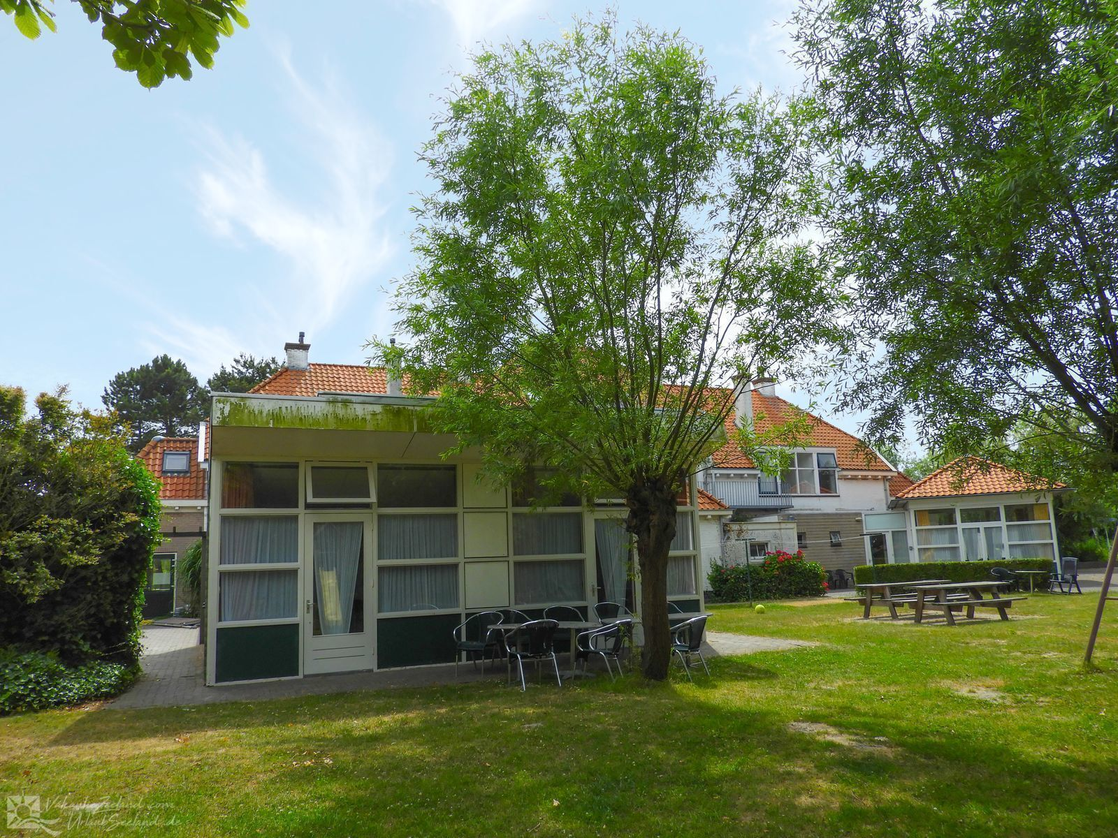 VZ132 Group accommodation Westkapelle