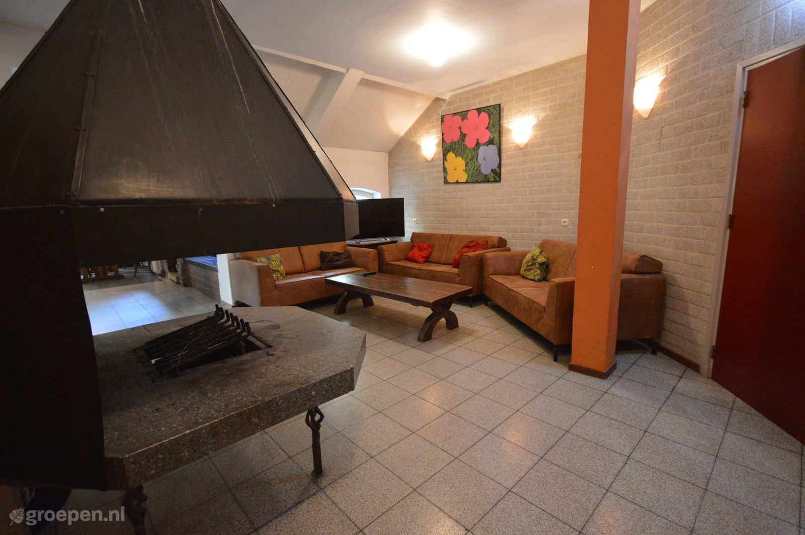 Group accommodation Ransdaal