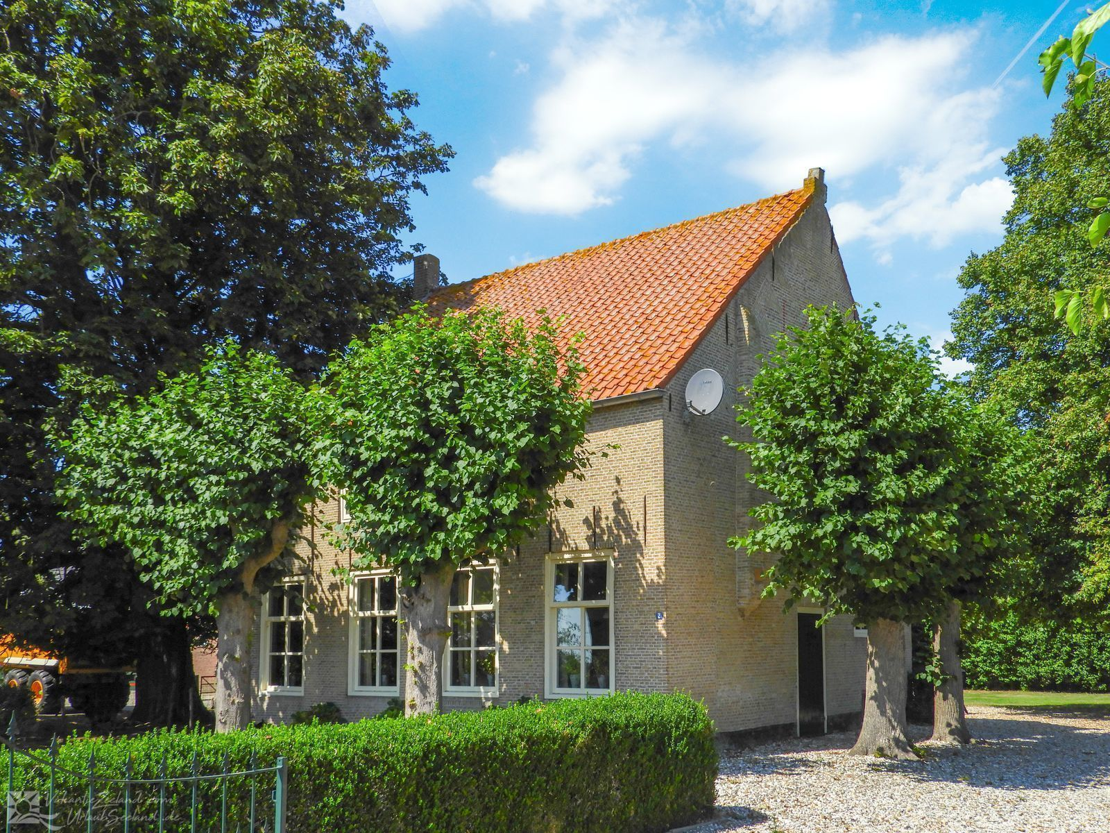 VZ595 Holiday farmhouse Borssele