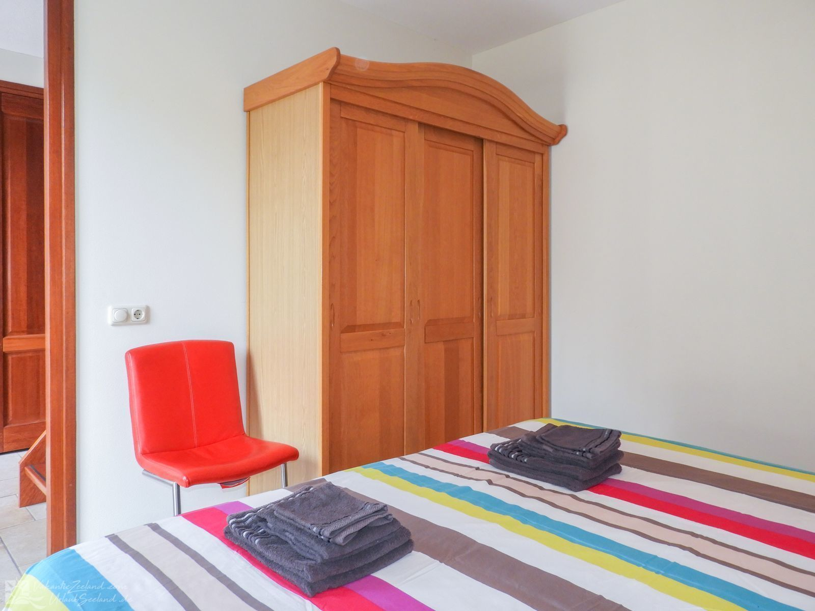 VZ523 Holiday Apartment Kattendijke