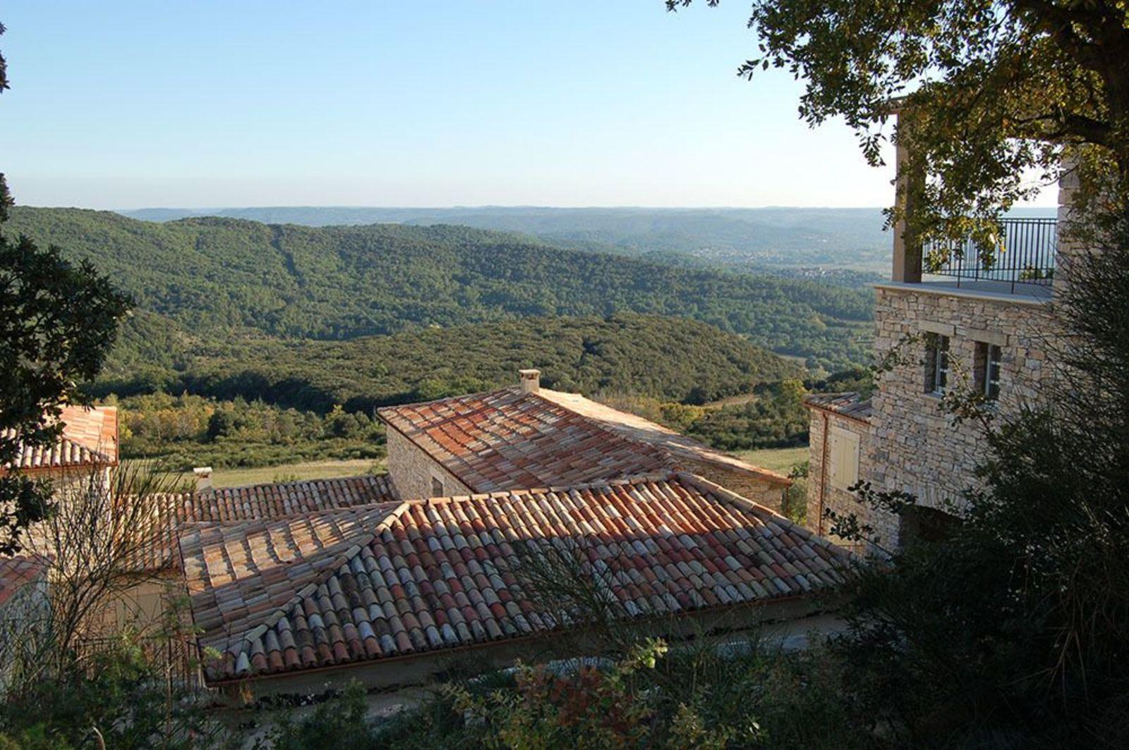 Domaine la Vallée sur Cèze - Cornillon