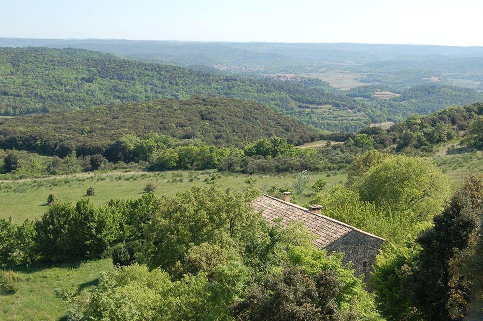 Domaine la Vallée sur Cèze - Orgnac