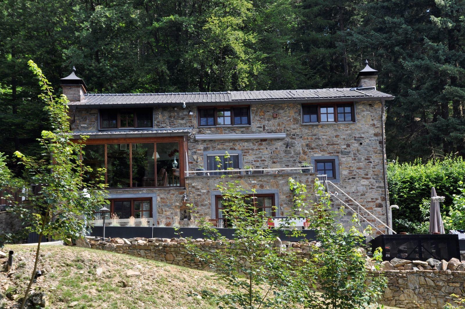 Landhuis la Forêt Ardennen - luxe vakantiehuis voor families