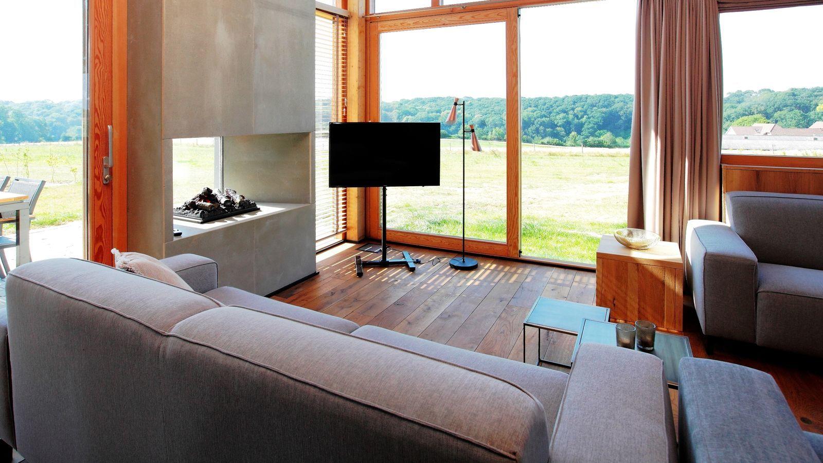 Landgoed St. Geertruid - Natuurloft® Lounge met hottub