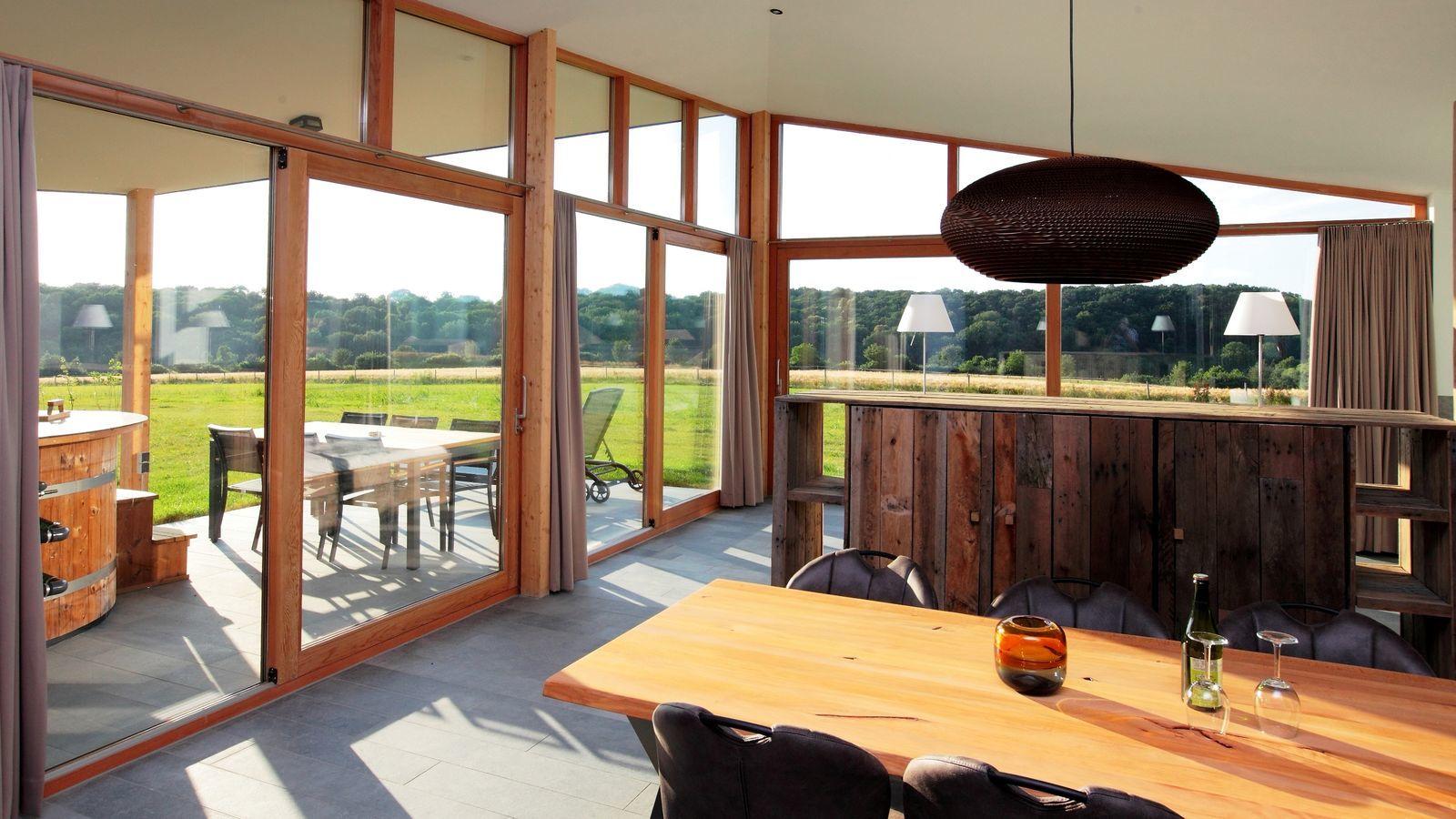Landgoed St. Geertruid - Natuurloft® Rust met hottub
