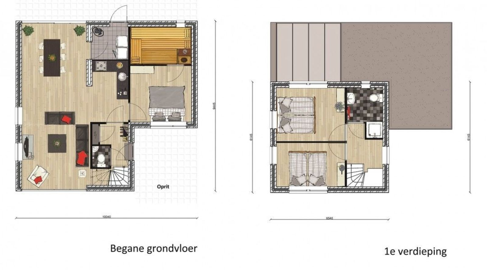 Maxime 205 - Kustpark Village Scaldia