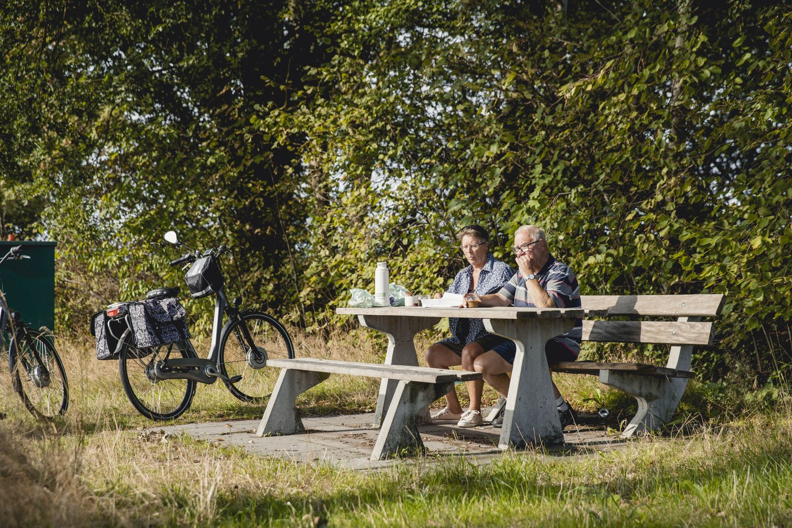 Reggestreek Fiets4daagse stay 6 days in a luxury accommodation including half board