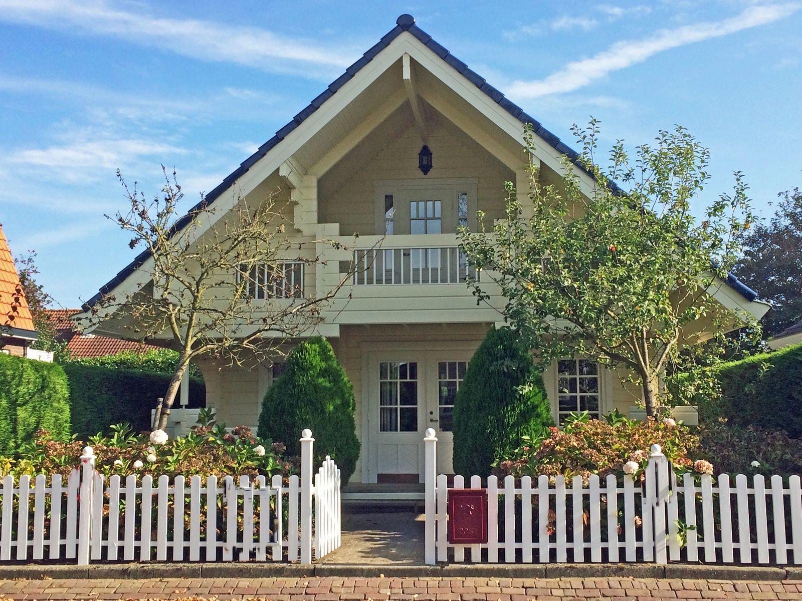 Vakantiehuis de Hut