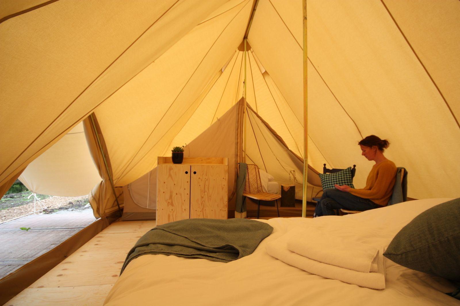 Zwier Tent   3 bedden