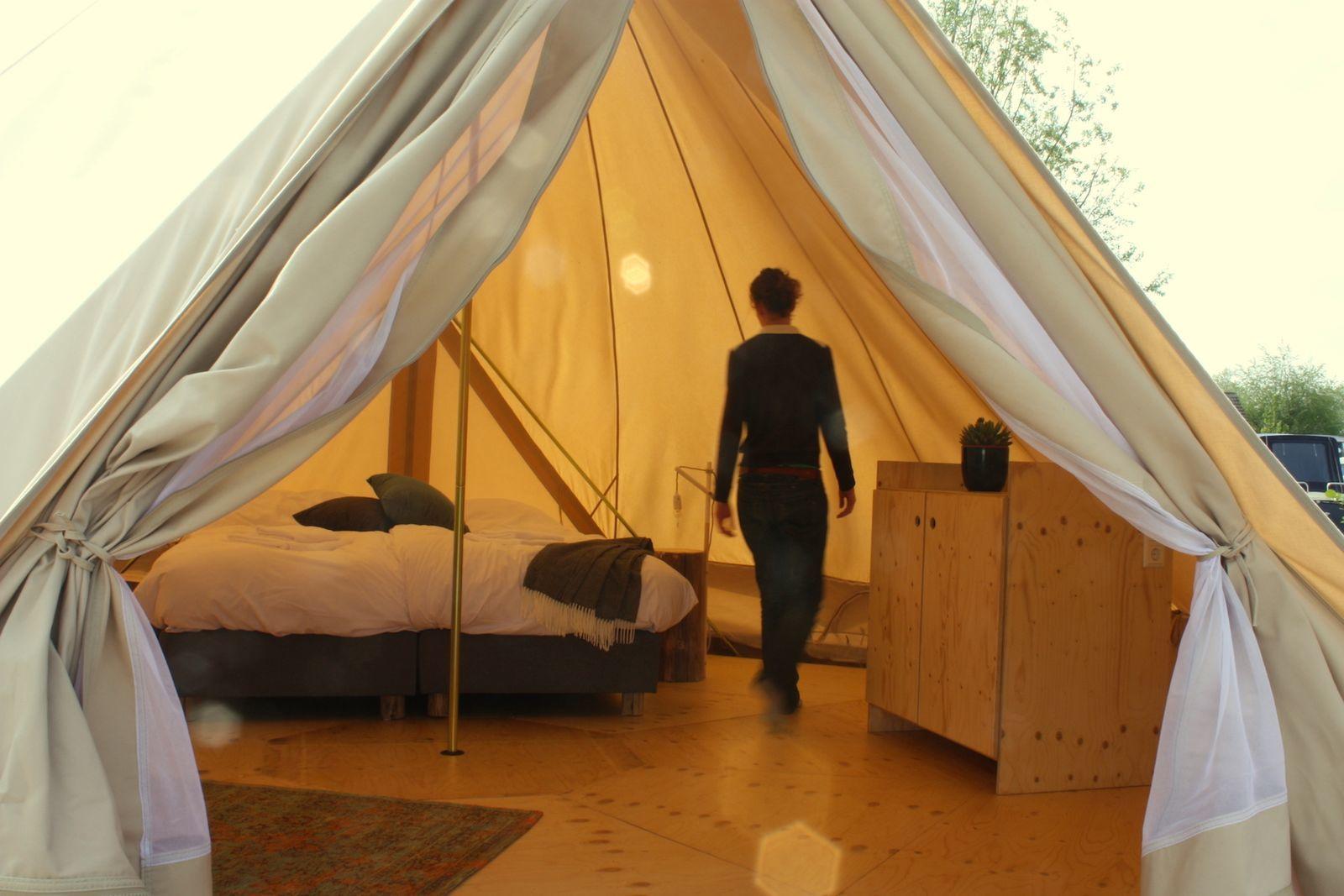 Zwier Tent | 2 bedden
