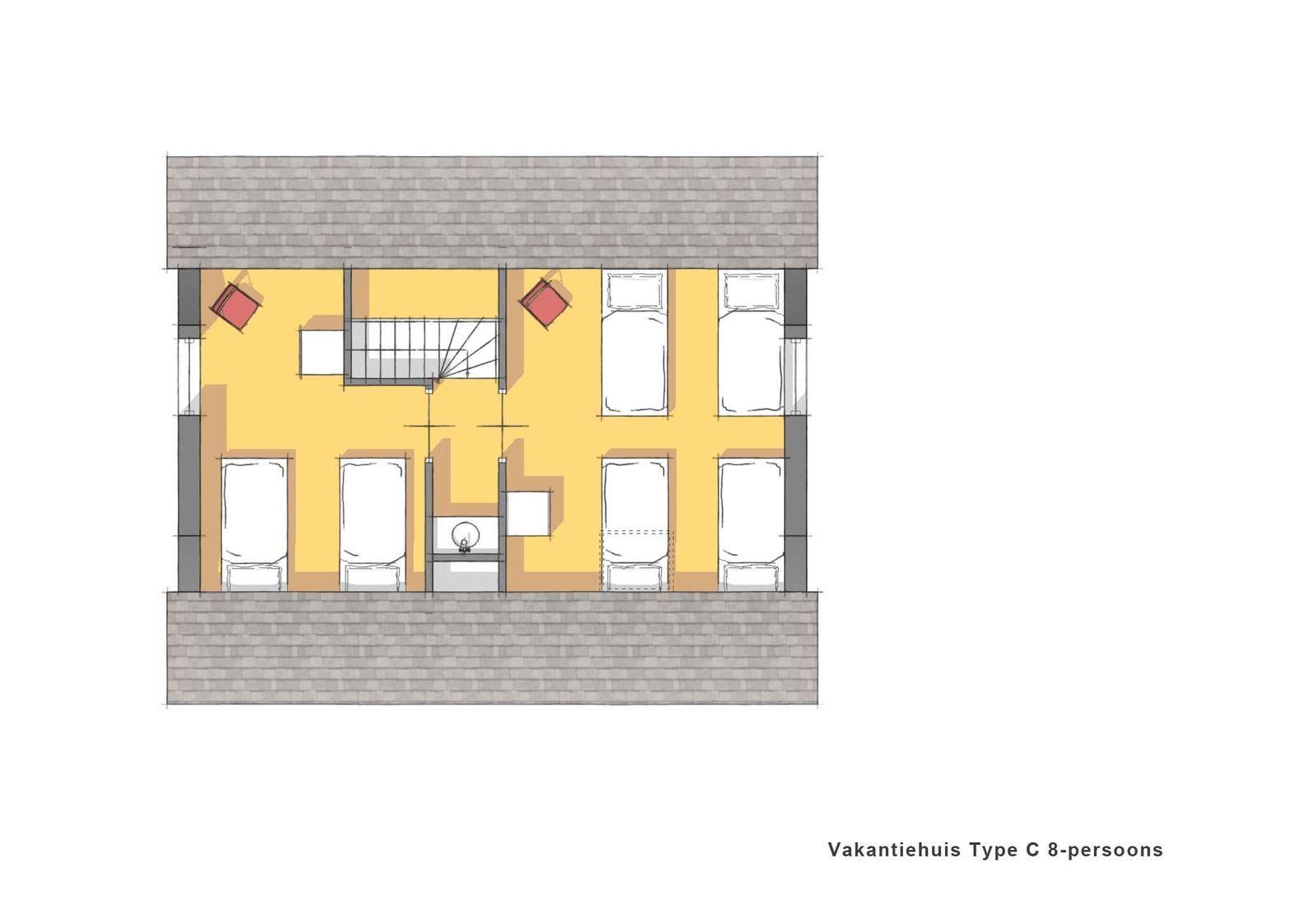 8-Persoons Vakantiehuis (C8)