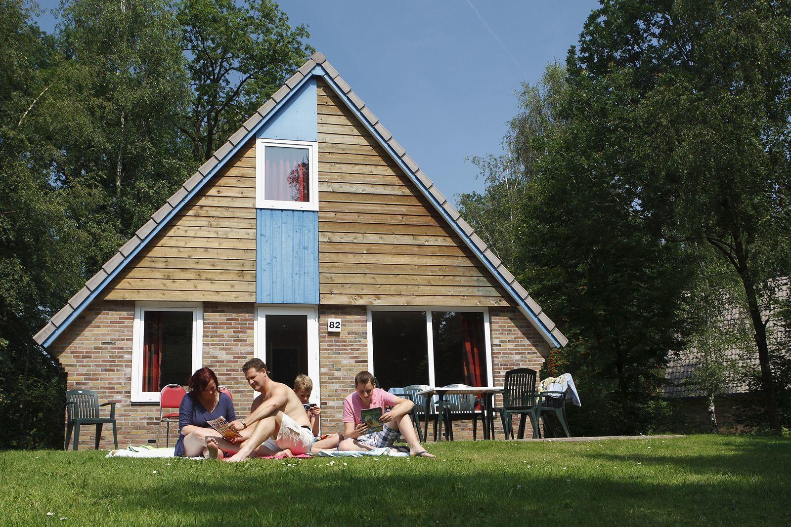 6-Persoons Vakantiehuis (C 6)