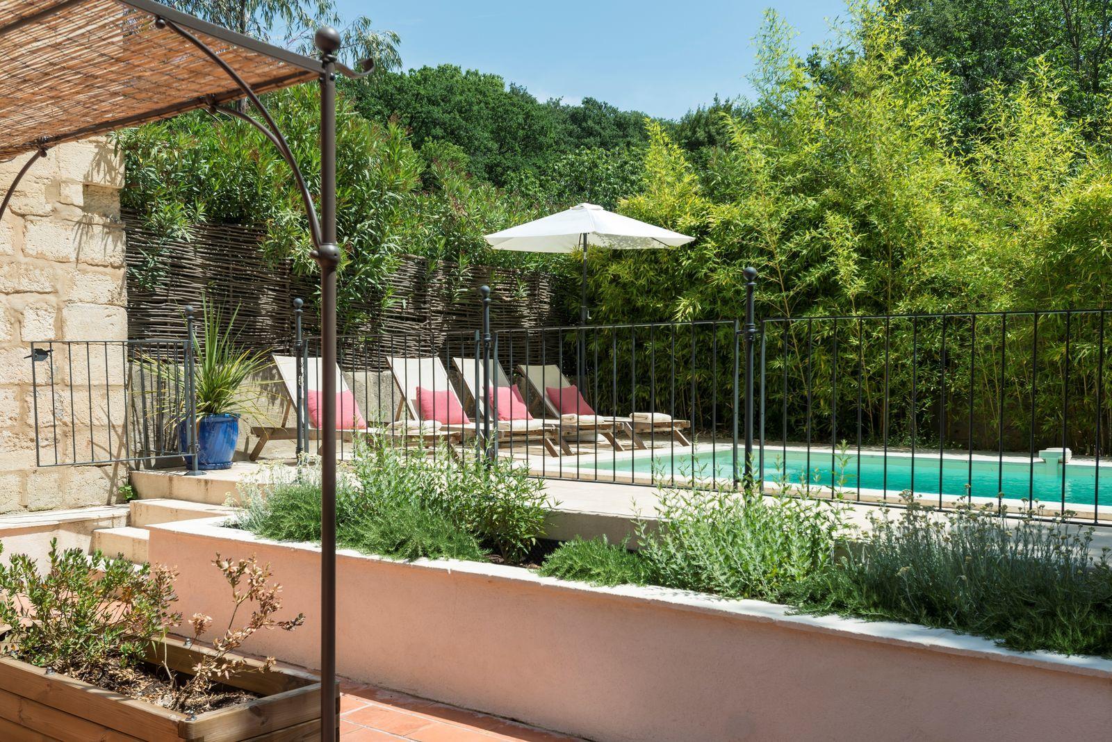 Le Mas du Gardon - villa Magnolia