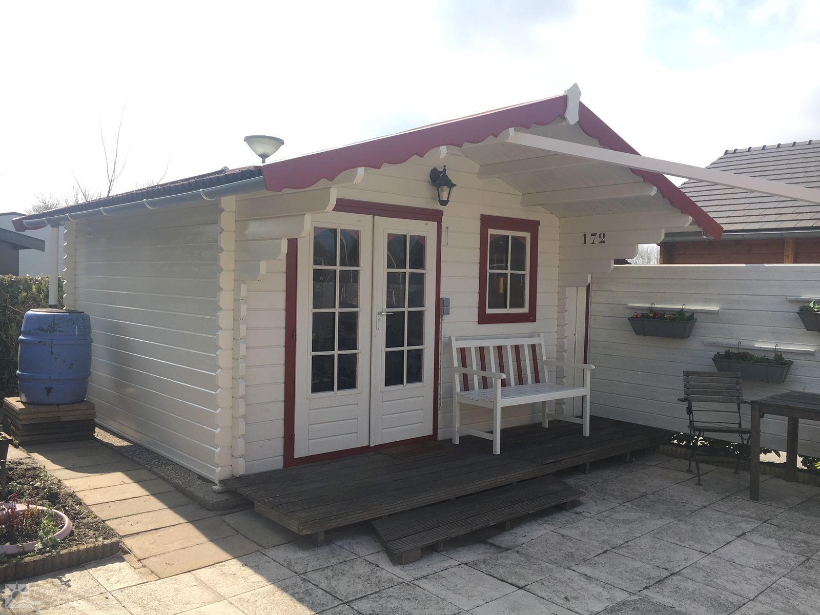 VZ476 Vakantiechalet Sint-Annaland