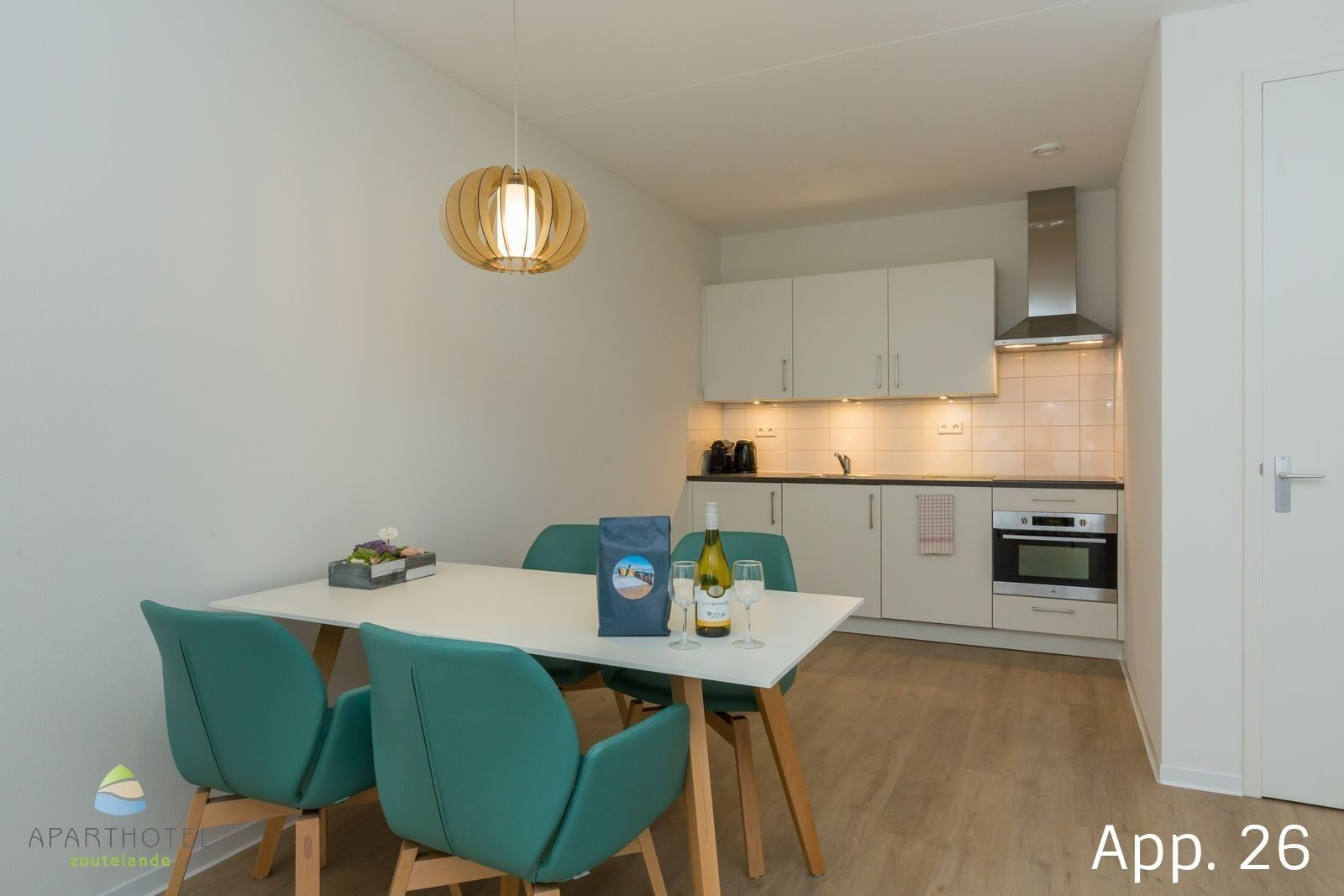 Luxury 4-person apartment | Zoutelande