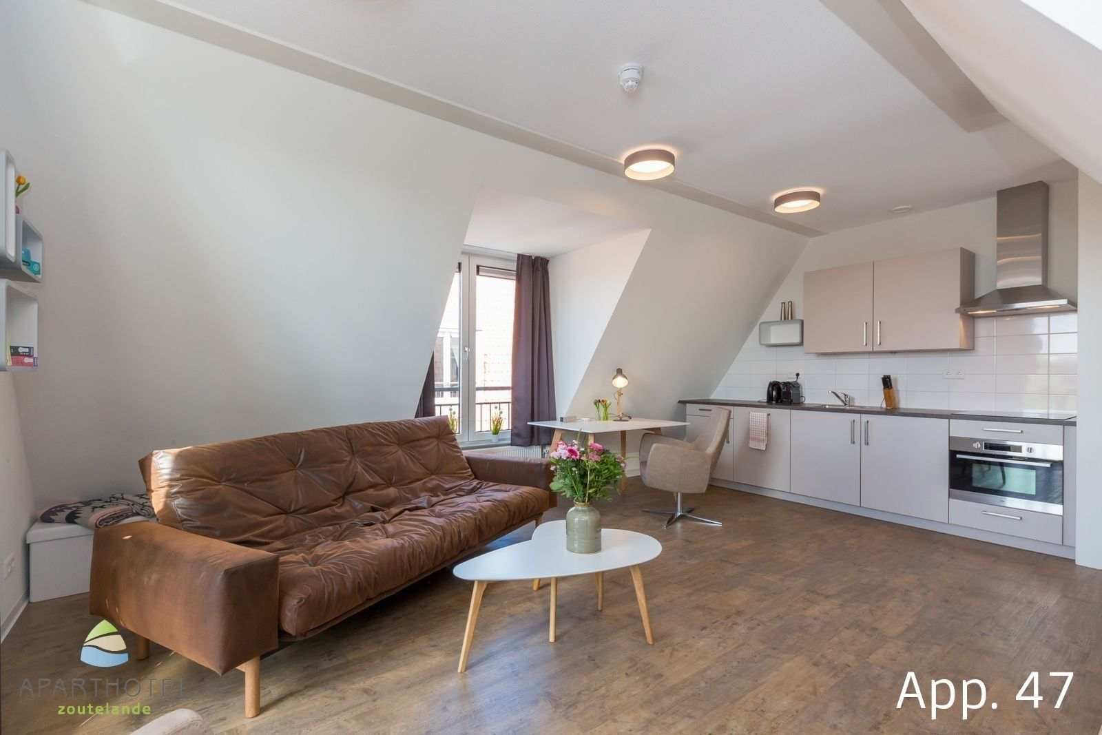 Luxuriöses Appartement für 5 Personen | Zoutelande