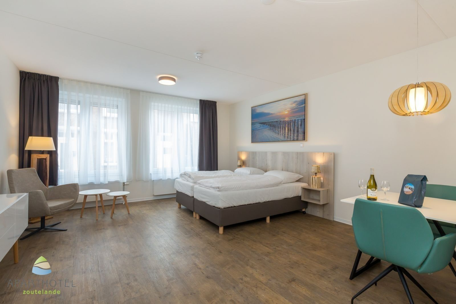 Luxury studio for 2 people | Zoutelande