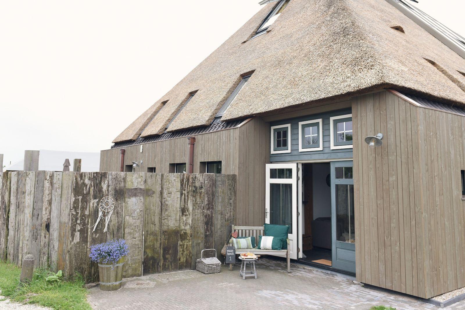 Groepsverblijf Duynvilla XL - 4 huizen in 1